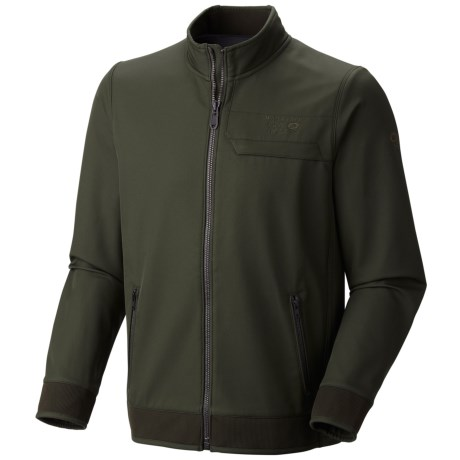 Mountain Hardwear Beemer Soft Shell Jacket (For Men)