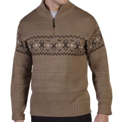 ExOfficio Cafenisto Jacquard Sweater (For Men)