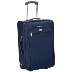 """Victorinox Swiss Army Mobilizer NXT 5.0 Expandable Rolling Suitcase - 22"""", Carry-On"""