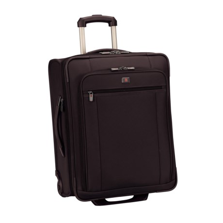 Victorinox Swiss Army Mobilizer NXT 5.0 20X Extra-Capacity Rolling Suitcase - Expandable, Carry-On
