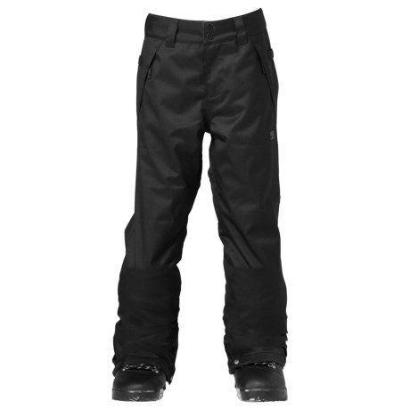 DC Shoes Venture Snowboard Pants - Insulated (For Boys)