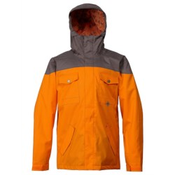 DC Shoes Servo Snowboard Jacket - Insulated (For Men)