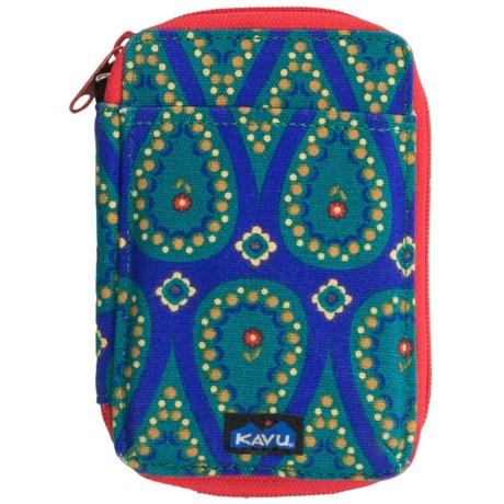 Kavu Funster Wallet - Detachable Strap