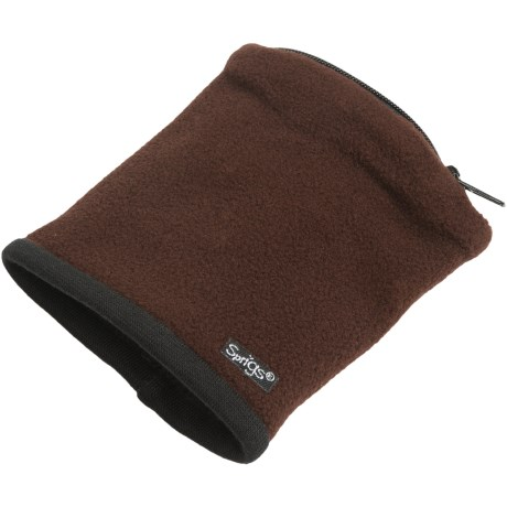 Sprigs Banjees Wrist Wallet - Fleece