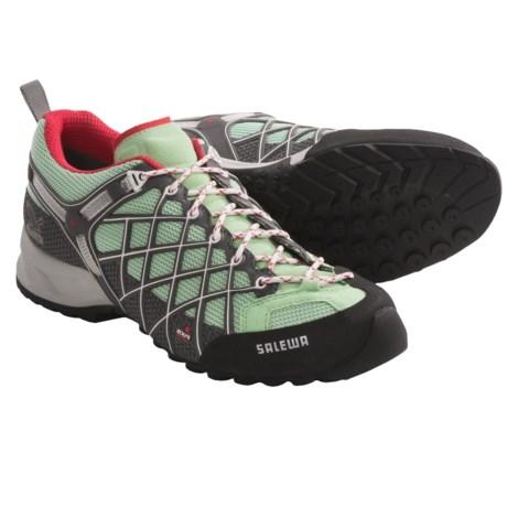 Salewa Wildfire Gore-Tex® Trail Shoes - Waterproof (For Women)