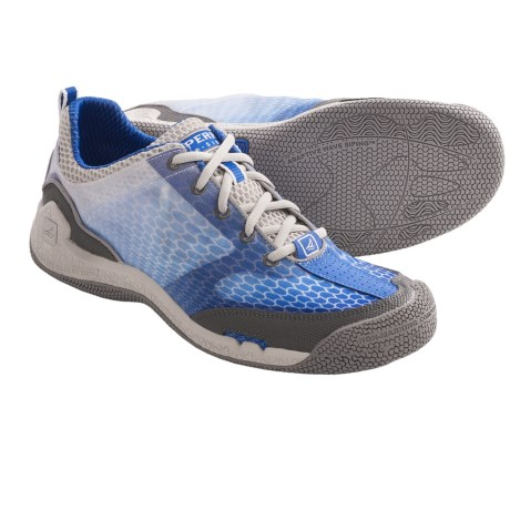 Comfortable and supportive water shoes - Review of Sperry Sea ...