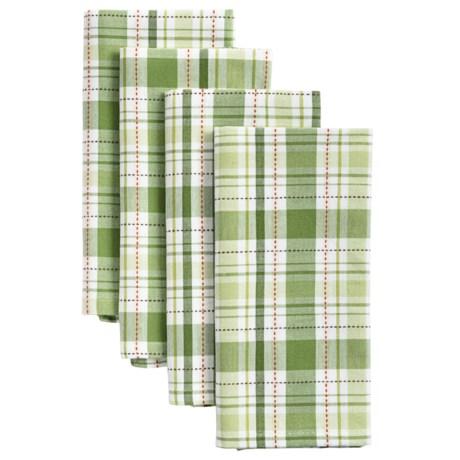 DII Cloth Napkins - Set of 4