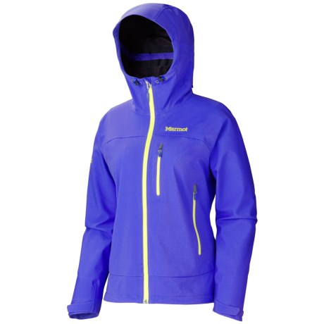 Marmot Nabu Soft Shell Jacket - Waterproof (For Women)