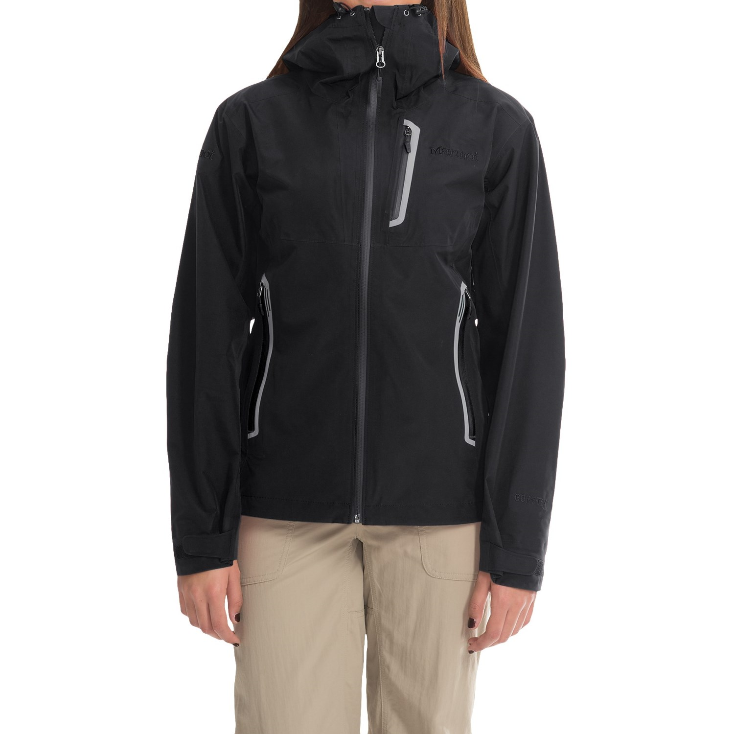 marmot speed light gore tex jacket waterproof for women. Black Bedroom Furniture Sets. Home Design Ideas
