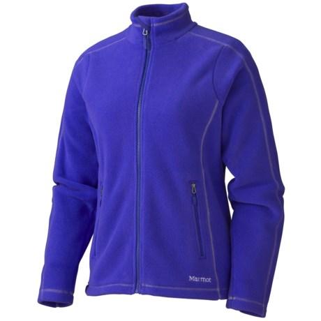 Marmot Furnace Fleece Jacket - Polartec® Classic Fleece (For Women)
