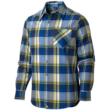 Marmot Doheny Flannel Shirt - UPF 50, Long Sleeve (For Men)