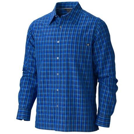 Marmot Bromley Plaid Shirt - UPF 20, Button-Up, Long Sleeve (For Men)