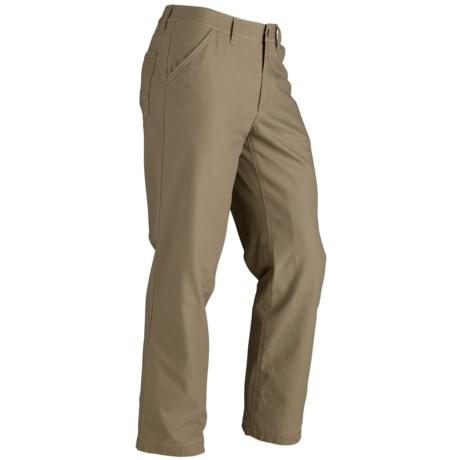 Marmot Bradford Flannel-Lined Pants - UPF 50 (For Men)