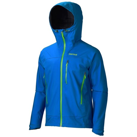Marmot Nabu Soft Shell Jacket - Polartec® NeoShell®, Waterproof (For Men)