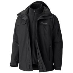 Marmot Sidehill Component Jacket - Waterproof, 3-in-1 (For Men)