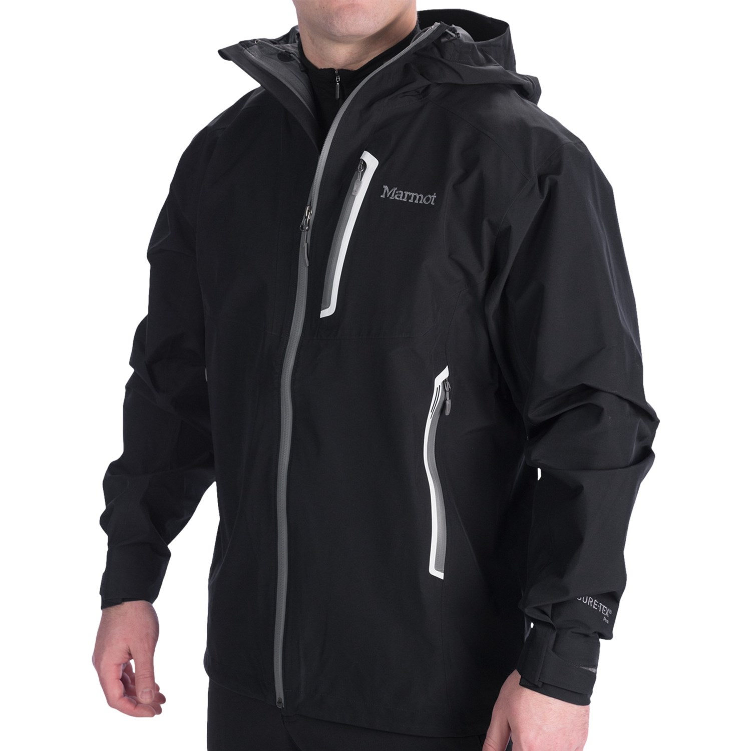 marmot speed light gore tex shell jacket waterproof for men. Black Bedroom Furniture Sets. Home Design Ideas