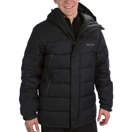 Marmot Mountain Down Jacket - 650 Fill Power (For Men)