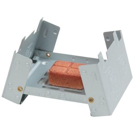 Bleuet Pocket Stove - 18 Fuel Cubes