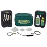 Remington Fast Snap 2.0 Pistol/Revolver Cleaning Kit - 0.22-0.45 Cal