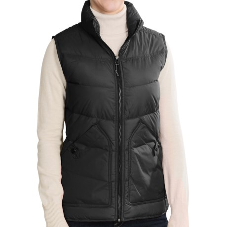 Woolrich Alpine Duck Down Vest (For Women)