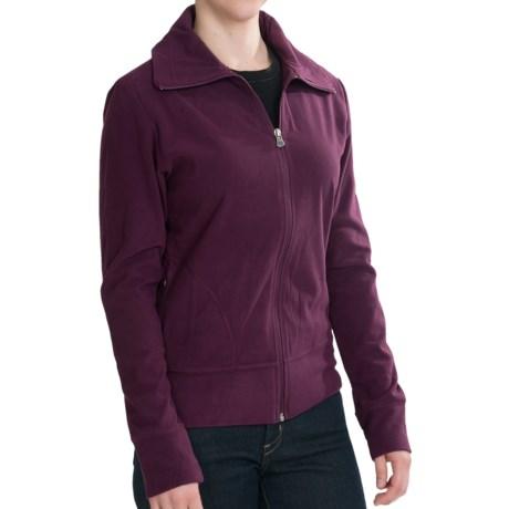 Woolrich Transit Jacket - Recycled Fleece (For Women)