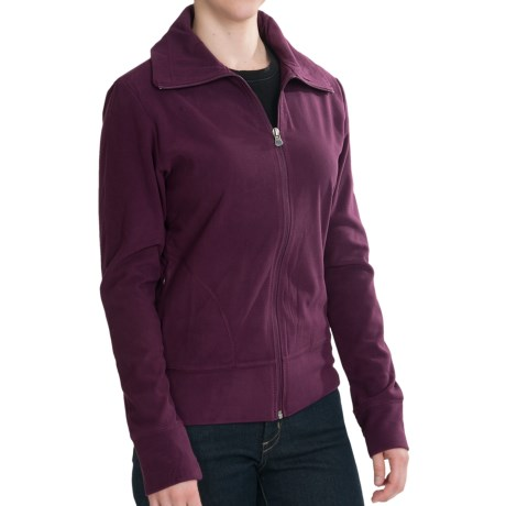 Woolrich Transit Jacket - Recycled Fleece (For Women)