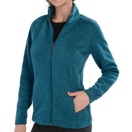 Merrell McKenzie Jacket - Full Zip (For Women)