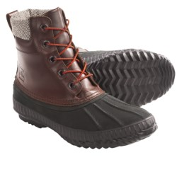 Sorel Cheyanne Reserve Pac Boots - Waterproof, Insulated (For Men)