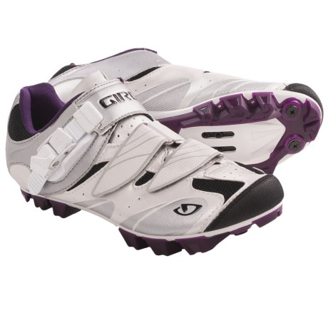 Giro Manta Mountain Bike Shoes - SPD (For Women)