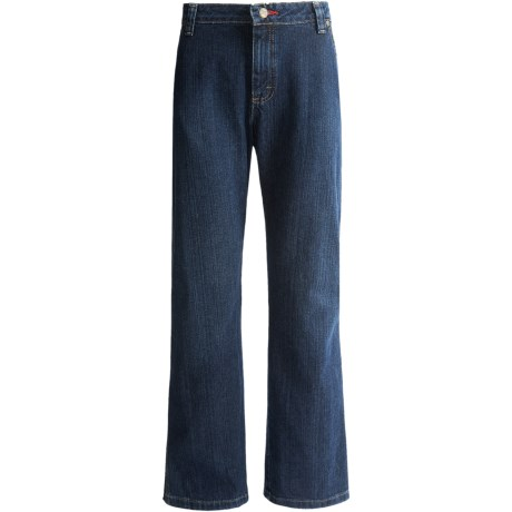 Specially made Relaxed Fit Carpenter Jeans - Bootcut (For Women)