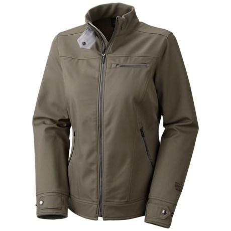 Mountain Hardwear Beemer Soft Shell Jacket (For Women)