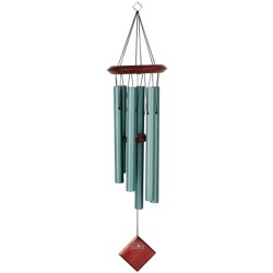 """Woodstock Chimes Encore Collection Chimes of Pluto Wind Chime - 27"""""""