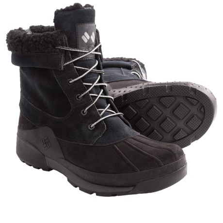 Columbia Sportswear Bugaboot Original Tall Omni-Heat® Snow Boots - Insulated (For Men)