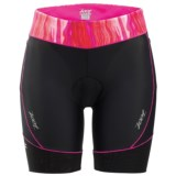 Zoot Sports High-Performance Tri Shorts - UPF 50+, Chamois, Compression (For Women)