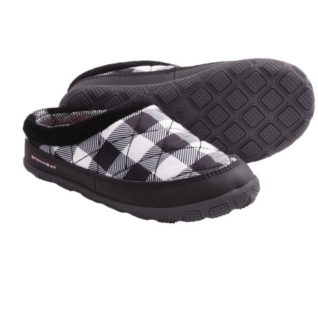 Columbia Sportswear Packed Out Slippers - Omni-Heat® (For Youth Boys and Girls)