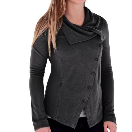 Royal Robbins Enroute Asymmetric Jacket - UPF 45+ (For Women)