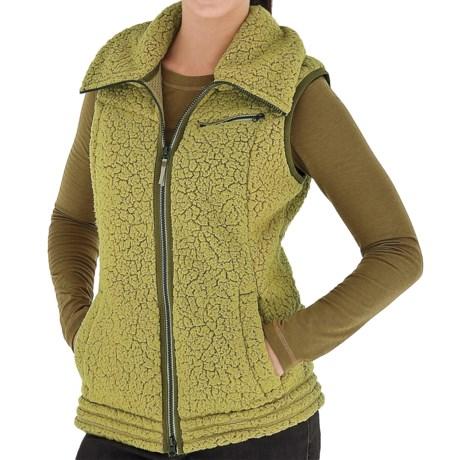 Royal Robbins Snow Wonder Fleece Vest (For Women)