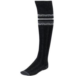 SmartWool Splendor Socks - Merino Wool, Over the Calf (For Women)