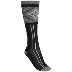 SmartWool Mini Marg Socks - Merino Wool, Over-the-Calf (For Women)