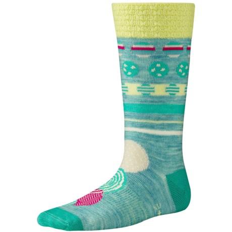 SmartWool Dotty Dot Socks - Merino Wool (For Little & Big Kids)