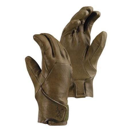 Arc'teryx Tactician AR Gloves - Leather (For Men)