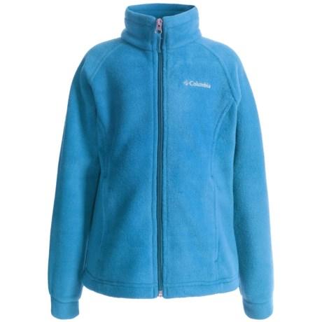 Columbia Sportswear June Lake Jacket - Fleece (For Little and Big Girls)