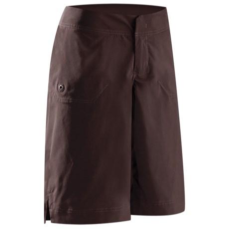 Arc'teryx Mischief Long Shorts (For Women)