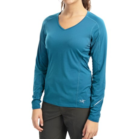 Arc'teryx Motus Crew Shirt - UPF 25, Long Sleeve (For Women)