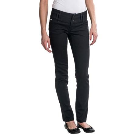 Lole Contentment Denim Pants - UPF 50+, Stretch Cotton (For Women)