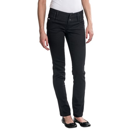 Lole Contentment Denim Pants - UPF 50+, Stretch Cotton (For Women)
