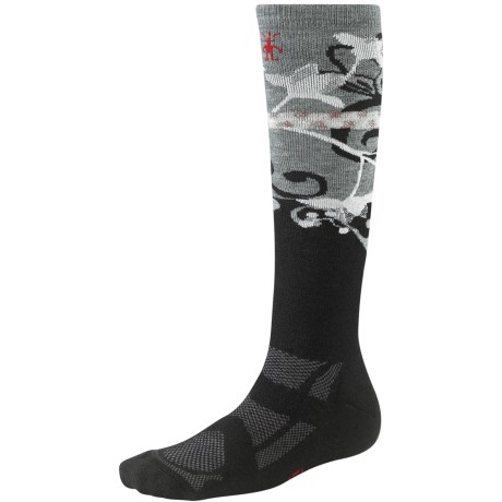 SmartWool 2013 Medium Cushion Snowboard Socks - Over  the Calf (For Women)