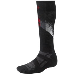 SmartWool 2013 Medium Cushion Ski Socks - Merino Wool, Over-the-Calf (For Men and Women)