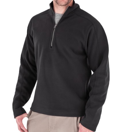 Royal Robbins Gunnison Pullover Jacket - Zip Neck (For Men)