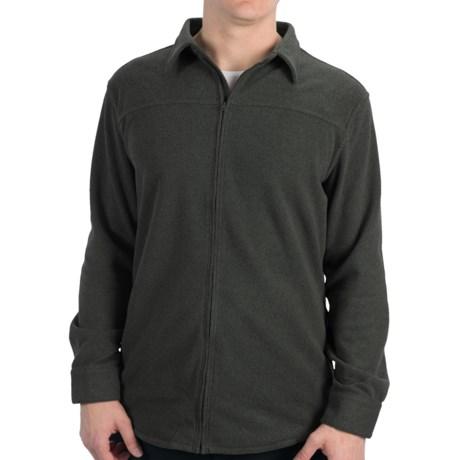 Merrell Fractal Shirt Jacket - Full Zip (For Men)